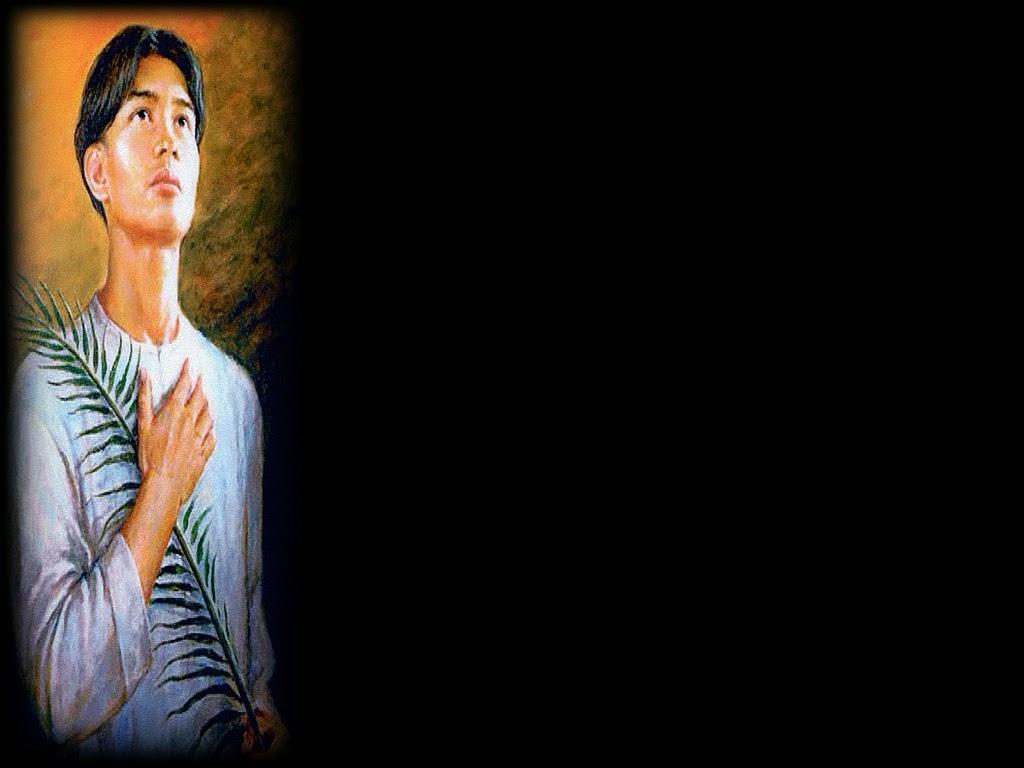 Holy Mass Images...: Saint Pedro Calungsod