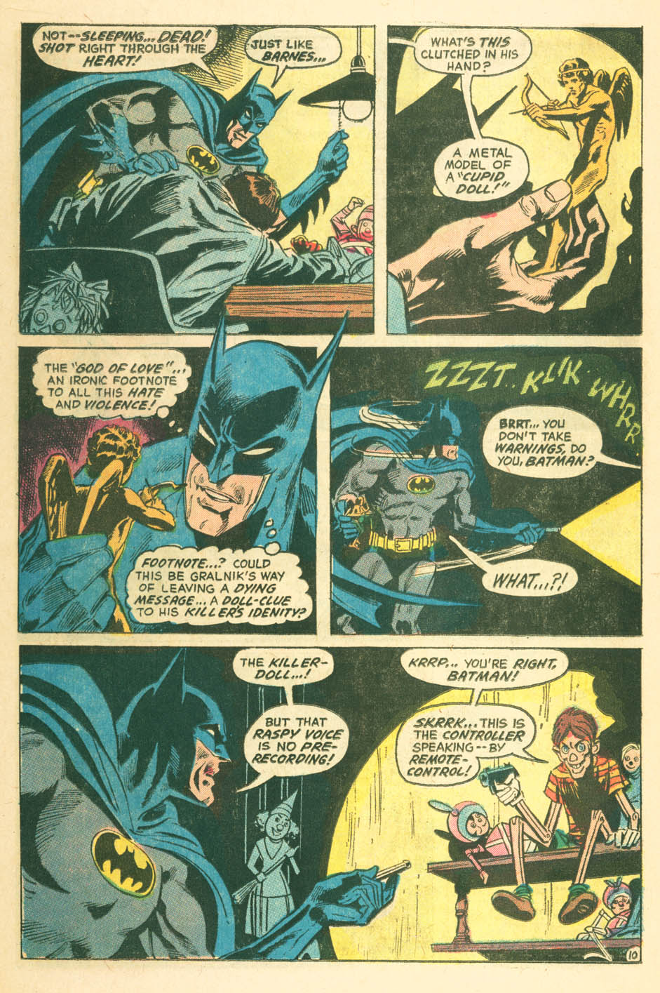 Detective Comics (1937) 427 Page 13