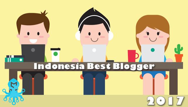 Inilah 7 Blog  Terbaik di  Indonesia