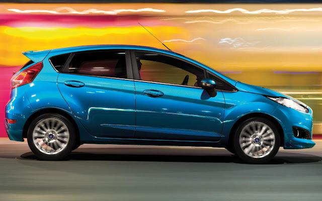 Novo Ford Fiesta 1.0 Turbo: início de vendas em Julho