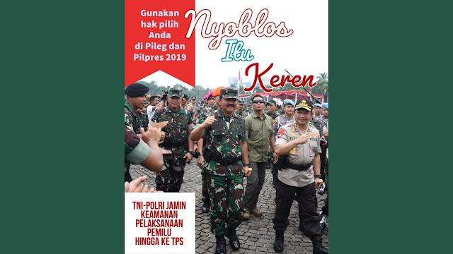Panglima TNI Tidak Perlu Urus TPS, Fokus Saja Ke Pertahanan