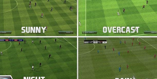حصريا باتش جرافيكس اتش دي لفيفا 2014 مميز جدا,FIFA 14 HD Patch Mod