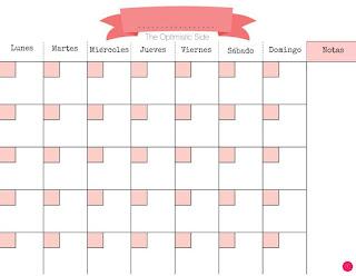 planificador mensual descargable gratuito