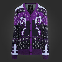 MLP Nightmare Moon Knit Cardigan by WeLoveFine