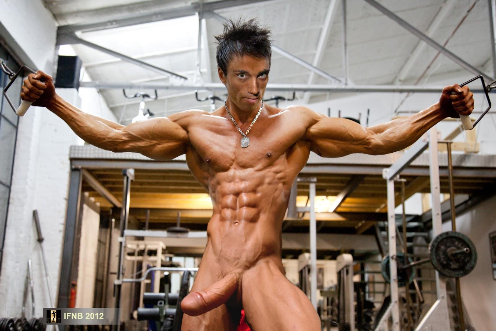 Bodybuilders couple gay naked daniel scott 4