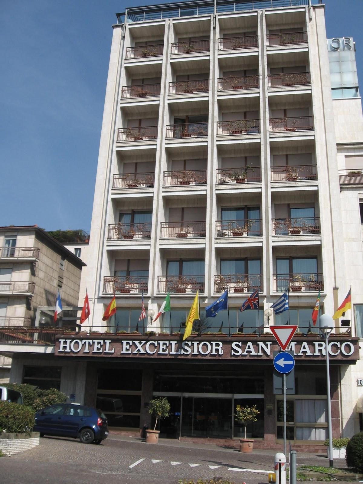 Excelsior San Marco Hotel Bergamo Italy