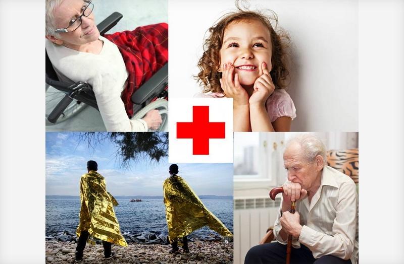 Τμήμα Κοινωνικής Πρόνοιας του Ελληνικού Ερυθρού Σταυρού στο Διδυμότειχο