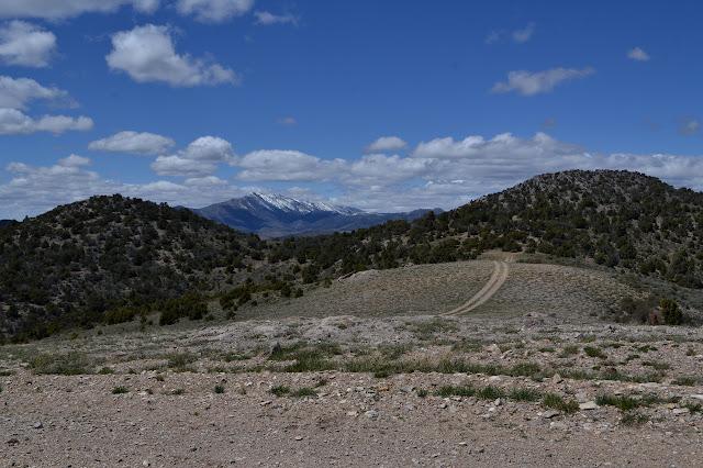 hills and Mount Hamilton