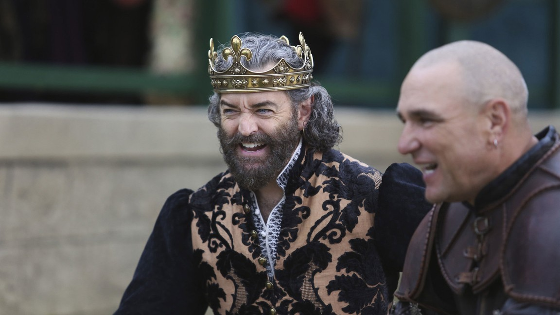 Galavant - Season 1 Episode 07: My Cousin Izzy