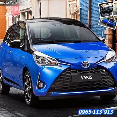 Toyota Yaris Hai Phong