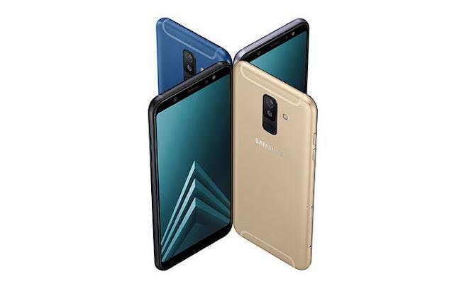 Samsung Galaxy A6 et A6+