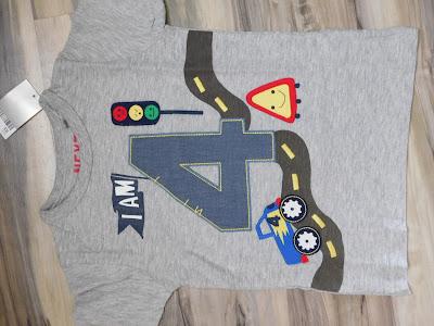 Shirt zum Geburtstag