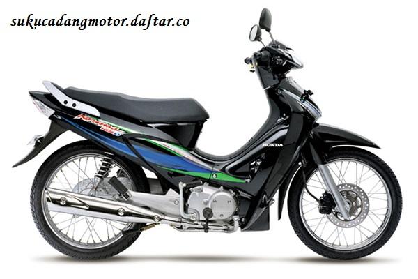 Daftar Harga Sparepart Honda Karisma 125D dan Karisma X