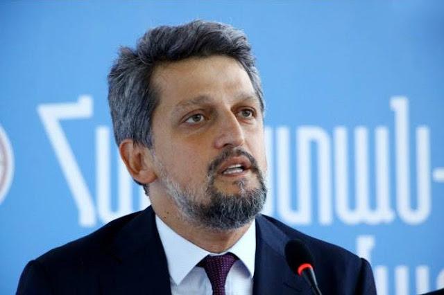 """Garo Paylann en Turquía: """"Esto no es un estado sino una mafia"""""""