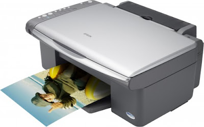 inks for abrupt text together with glossy photograph printing Epson Stylus DX4250 Driver Downloads
