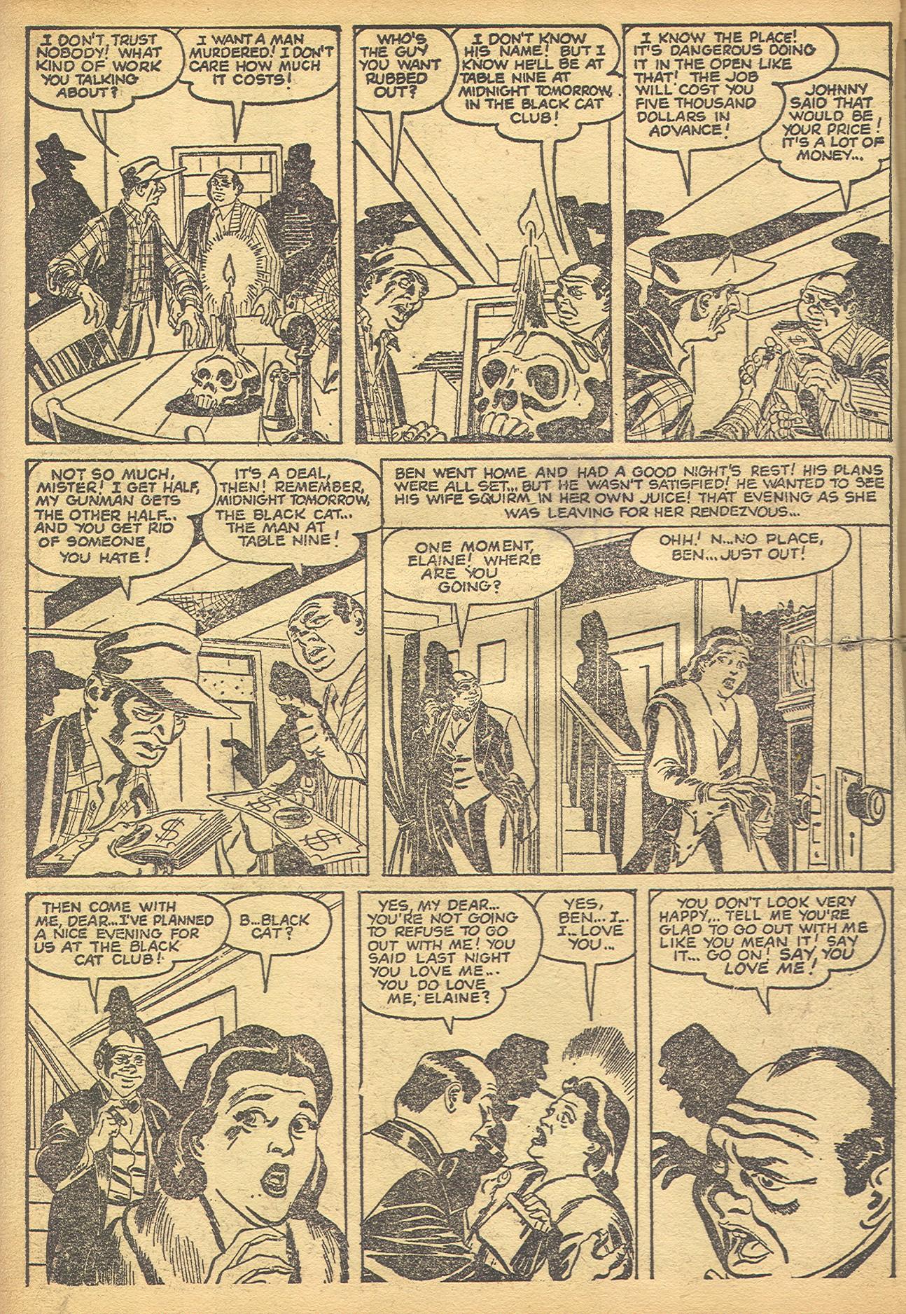 Read online Adventures into Weird Worlds comic -  Issue #8 - 19
