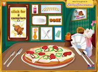 permainan memasak dekor meja makan