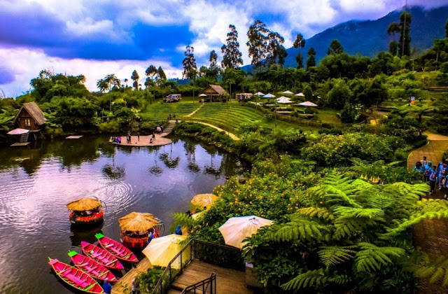 Dusun Bambu Lembang Family Leisure Park and Resort Bandung