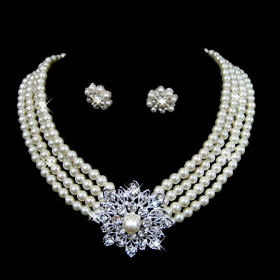 Latest Pearls Jewelry 2015