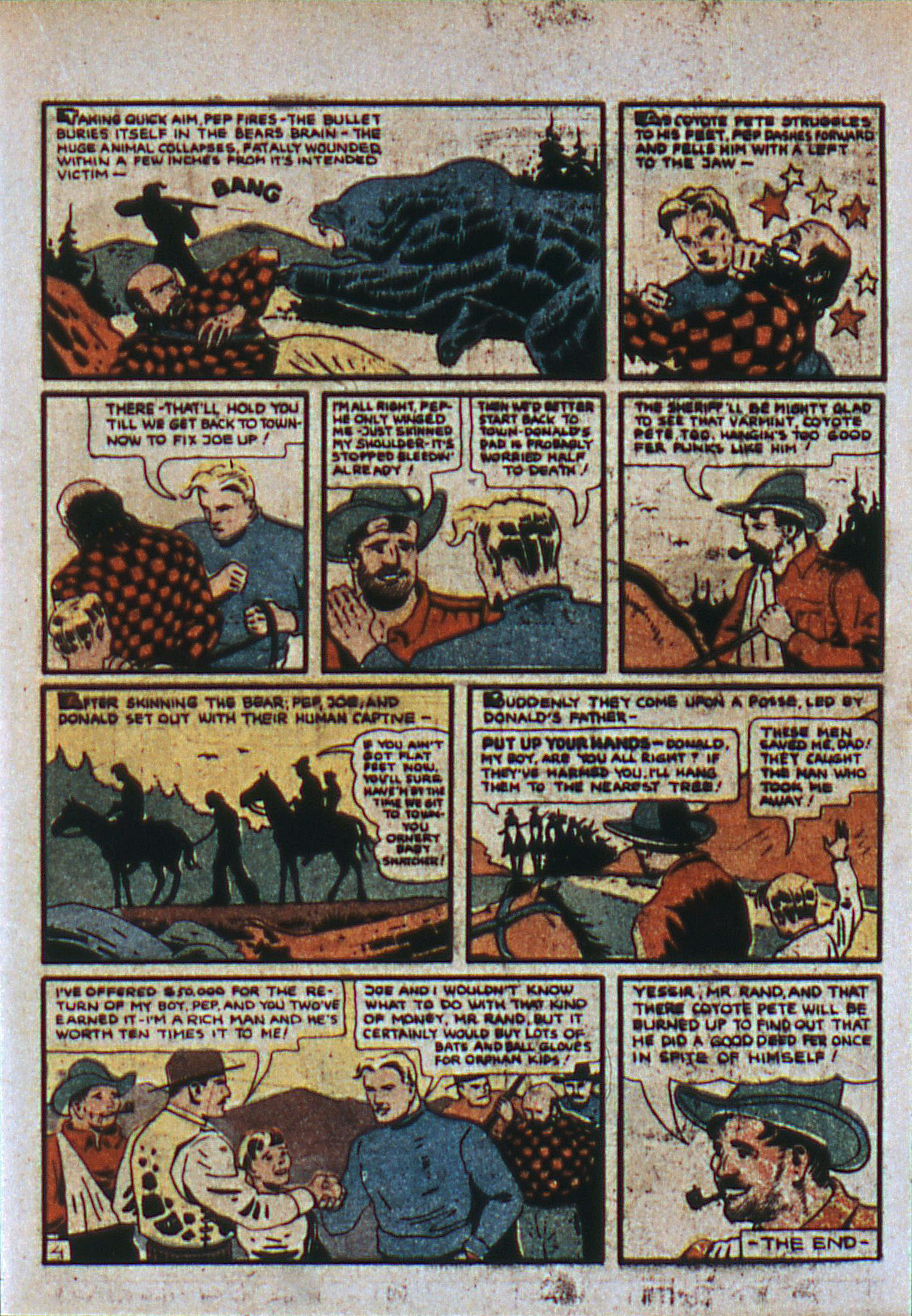 Read online Action Comics (1938) comic -  Issue #6 - 26