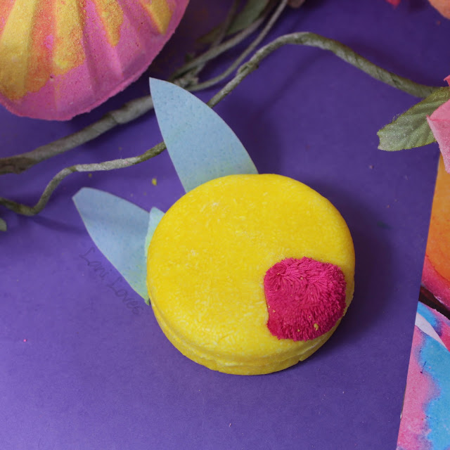 Lush Easter 2018 Wash Behind Your Ears Shampoo Bar Review