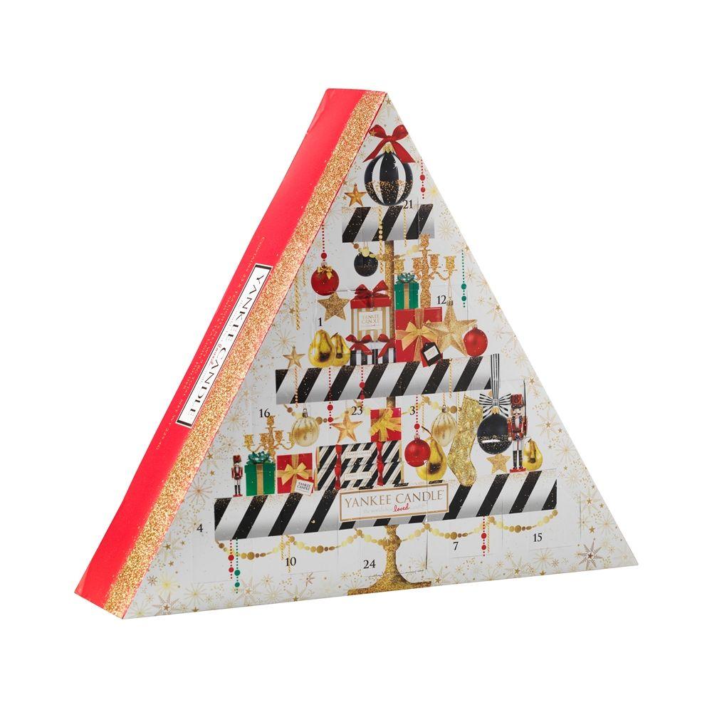 Yankee Candle Noel Calendrier de lAvent Maison de Noel