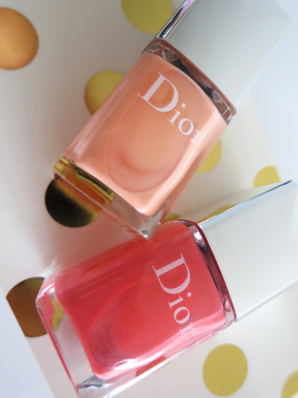 Dior Polka Dots Colour & Dots Manicure Kit 002 'Confettis'