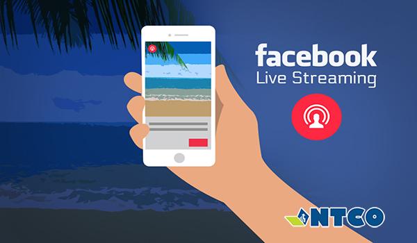livestream ban hang facebook