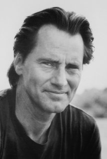 Sam Shepard. Director of Paris, Texas