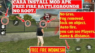 Free Fire adalah permainan yang terkenal di kalangan gamers Cara Cheat Free Fire Agar Bisa Jadi Pemenang