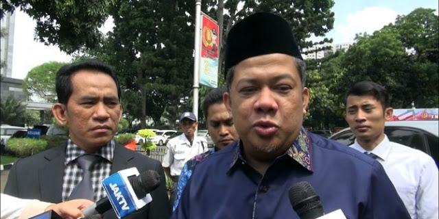 Jokowi Pidato <i>Game Of Thrones</i>, Perut Fahri Hamzah Langsung Mules