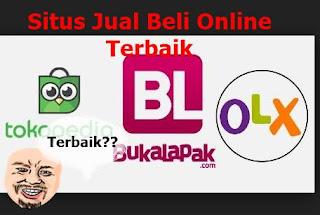 Lima Situs Jual Beli Online terbaik