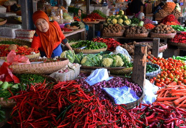 Ide Bisnis di Pasar Tradisional