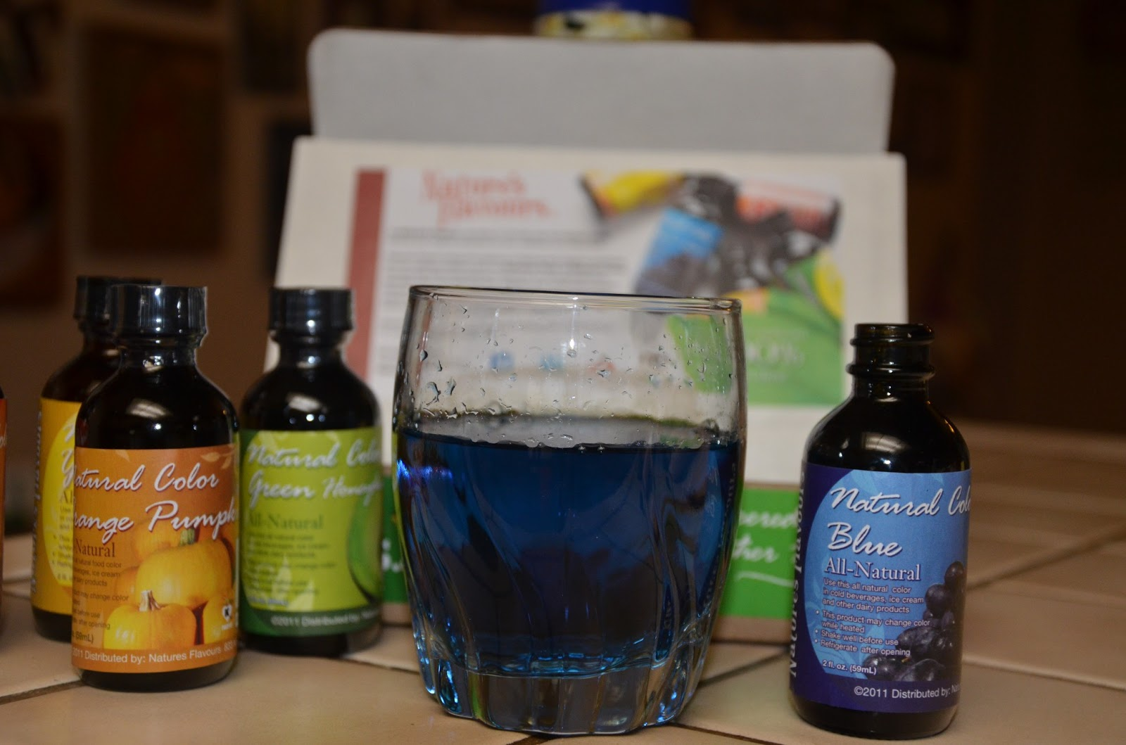 Galerry nature s flavors food coloring review