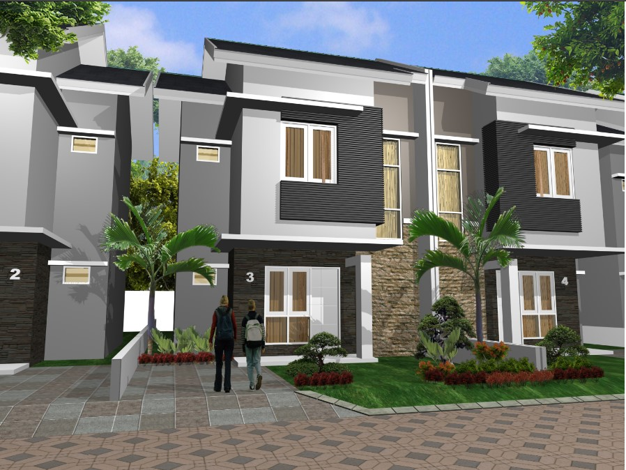 Harga Rumah Type 100 Beserta Desain Lengkap Tahun 2020