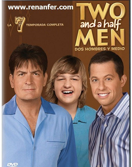 Two and a Half Men Temp 7 [22/22][150MB][MKV][MEGA][Latino]