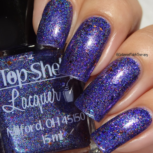 Top Shelf Lacquer Shark Attack!