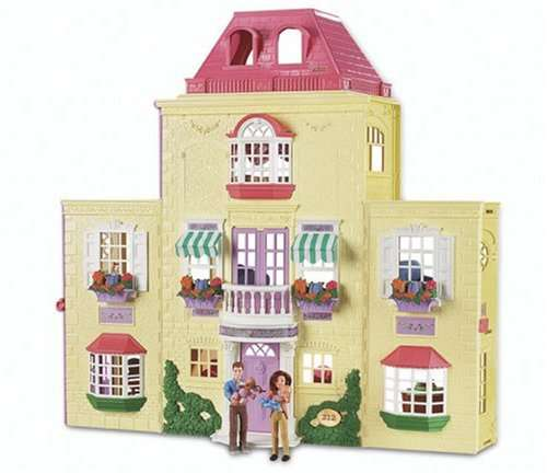 Dollhouse Furniture Discount Fisher Price Year Loving: Fisher-Price Loving Family Twin Time Dollhouse Review And
