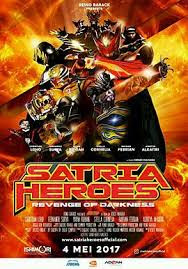 Nonton Online Satria Heroes Revenge of Darkness (2017) Full Movie