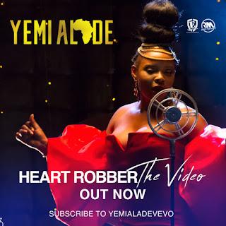 VIDEO: Yemi Alade – Heart Robber