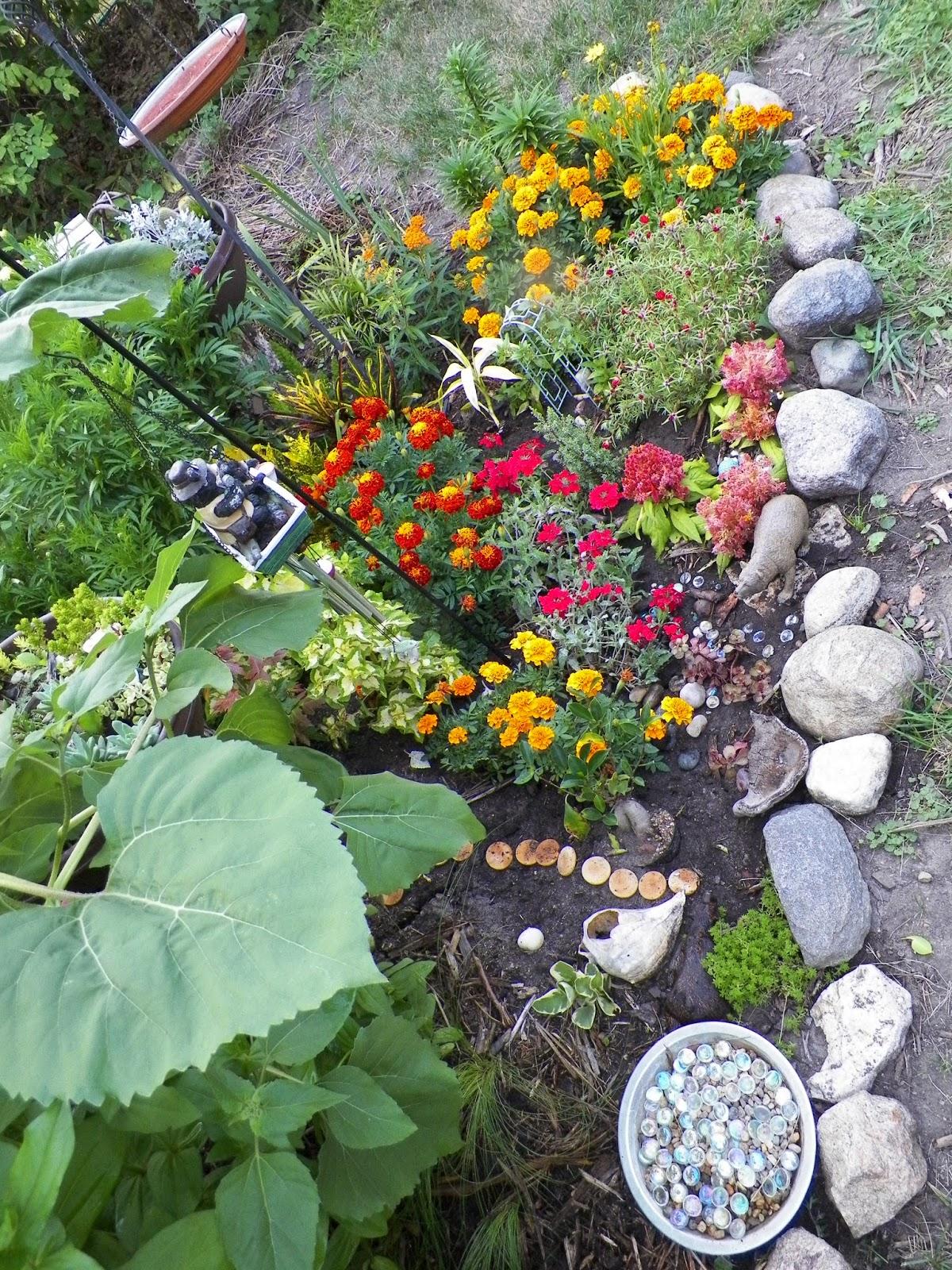 I Love My Garden: Mini Garden Crazy, Naturally