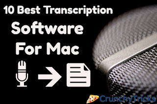 Transcription Software For Mac