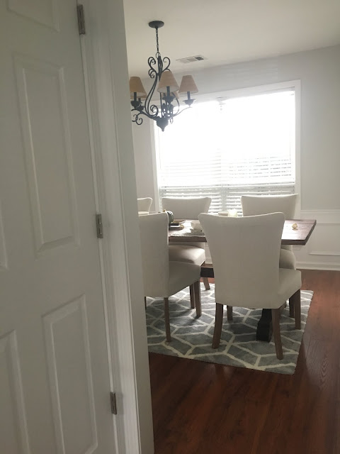 easy to clean dining room chairs