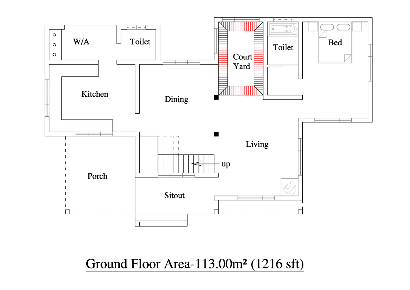 sqft bhk house plan kerala home floor plans photo kerala home plan elevation sq ft kerala home design