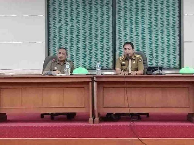 Andi Hasdullah Nilai Diskominfo-SP Sulawesi Selatan Siap Kerja