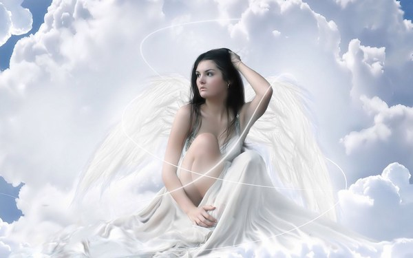 Beautiful Girl Fantasy Angel Pictures in hd