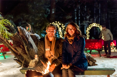 Christmas Getaway Hallmark Movie.Its A Wonderful Movie Your Guide To Family And Christmas