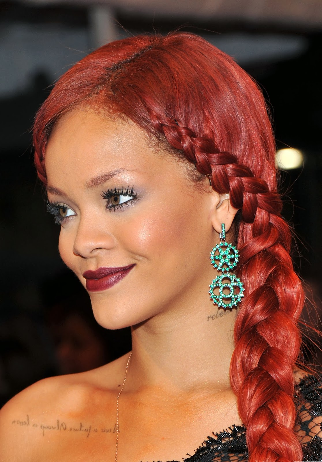 hairs style : Braided Hairstyles