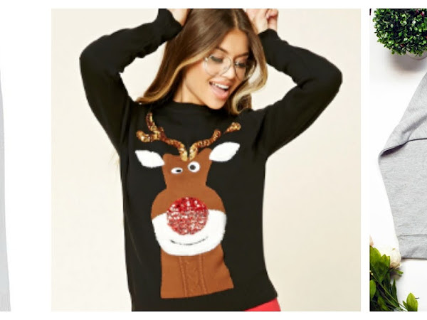 THE BEST CHRISTMAS JUMPERS OF 2016
