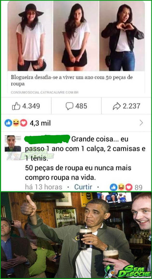 ESSE DESAFIO É FÁCIL